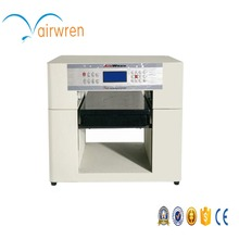 A3+ uv led printer added height to 21cm flatbed inkjet printing machine for u disk card