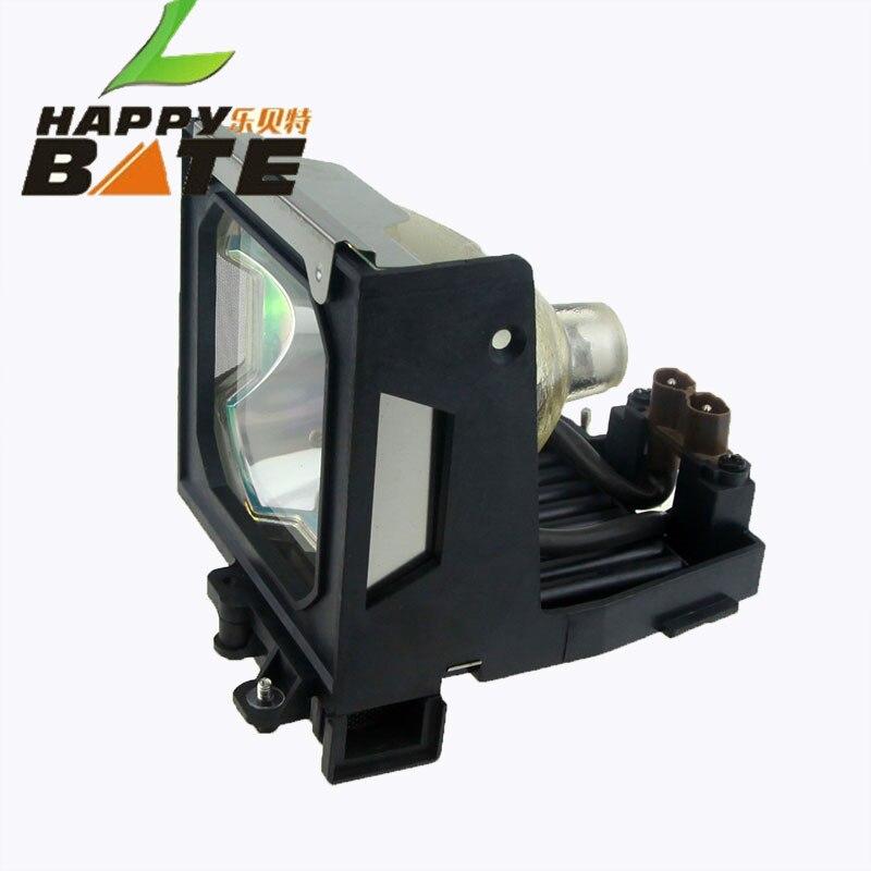 610-301-7167 / POA-LMP48 Compatible projector lamp bulb with housing for PLC-XT10 PLC-XT15 PLC-XT3000 happybate