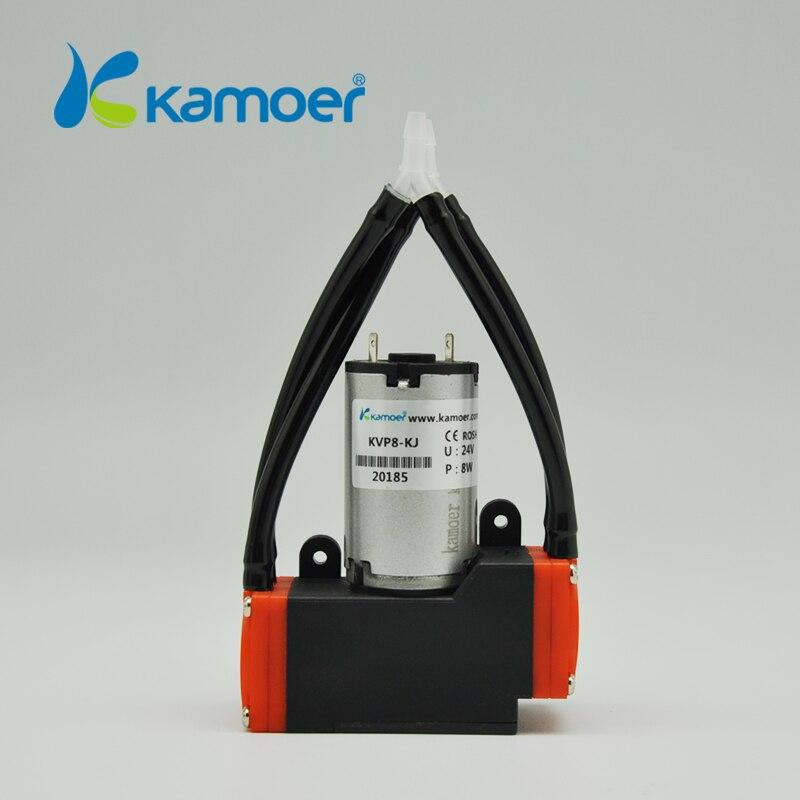 Kamoer 12 V/24 V DC bomba de vacío (cepillado sin escobillas Motor DC, 12 V/24 V DC bomba de aire, alta presión, buena cantidad, envío libre)