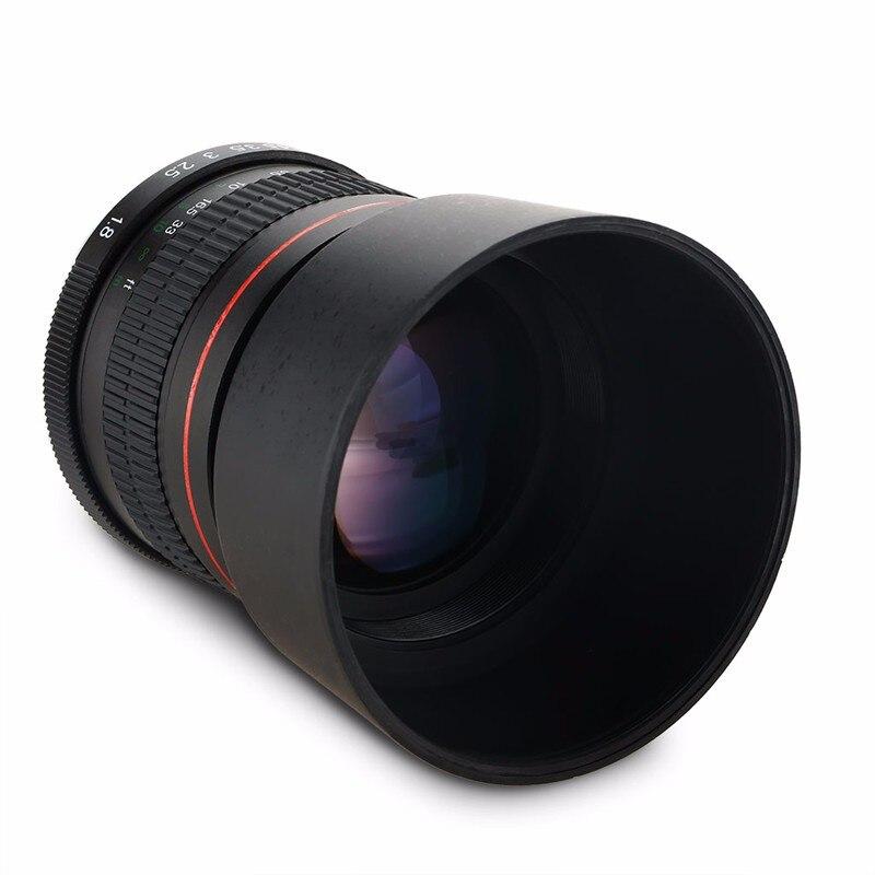 85 mm F / 1.8 srednji telefoto portret glavni ročni fokusni - Kamera in foto - Fotografija 3