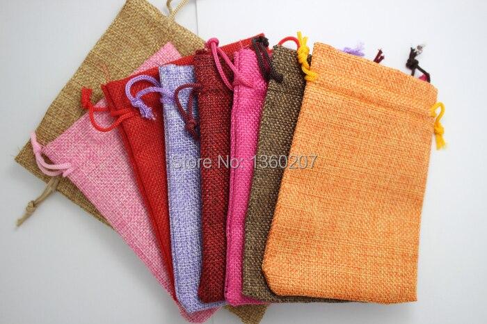 Jute Drawstring Bags Promotion-Shop for Promotional Jute ...