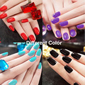 Fake Nail Tips Acrylic False Nails Decoration with Different Color for Selection 22pcs