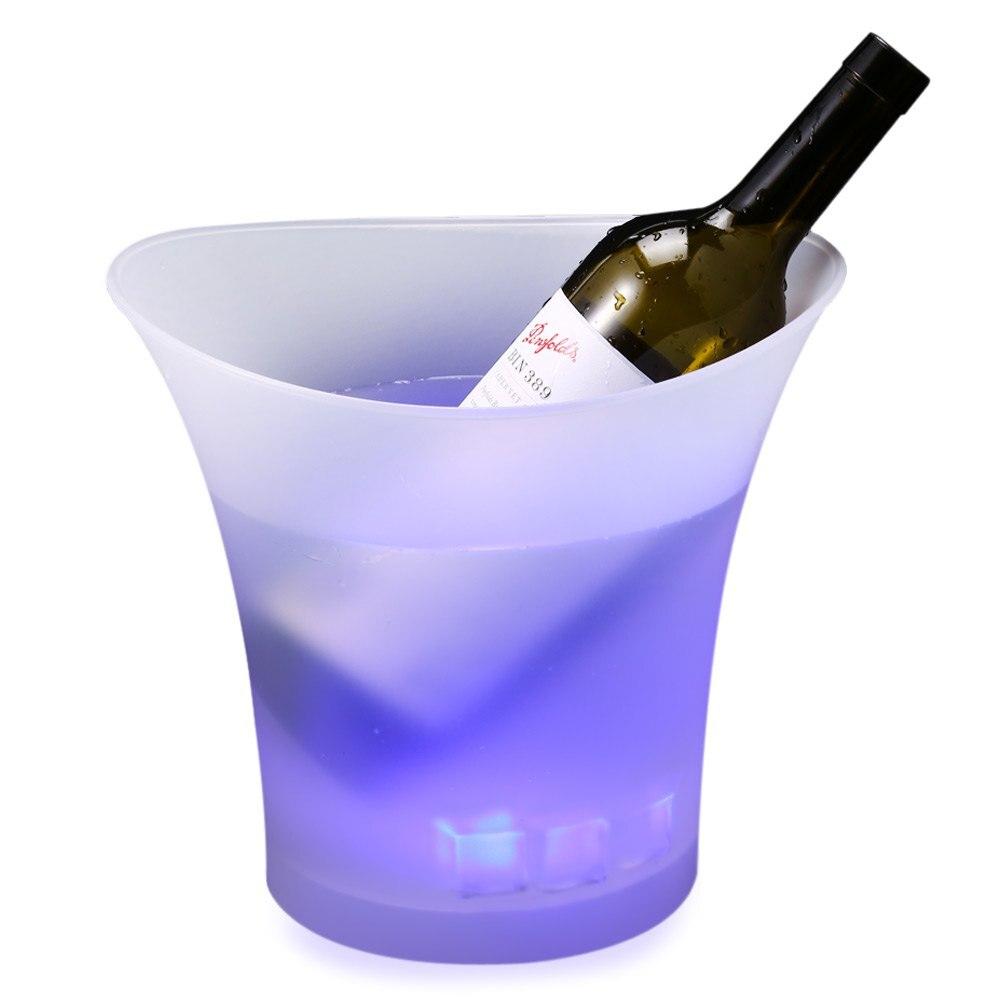Achetez en gros led vin seau en ligne des grossistes led - Seau a glace lumineux ...
