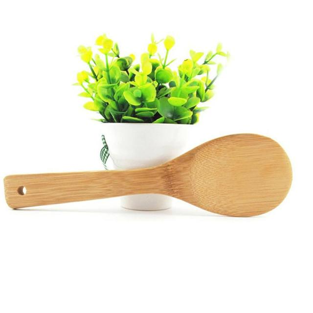 Neue Entwickeln Küche Bambus Spachtel Holz Geschirr Kochen Geschirr ...
