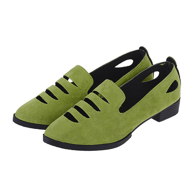 New Spring Autum Mesh Hollow Out  Fashion Casual Flat Shoe Breathable Women's Singles Shoes Black Boat Shoes 3 Color phil collins singles 4 lp