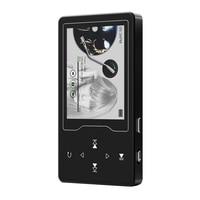 8 GB 2.4 Inch Digital Recording HD LCD Reading Bluetooth 4.2 Music Listen Screen MP4 Player FM Radio Loud Voice Ultra Thin