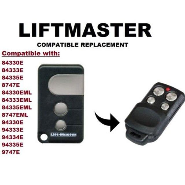 Chamberlain Liftmaster Motorlift 84335e Compatible Replacement