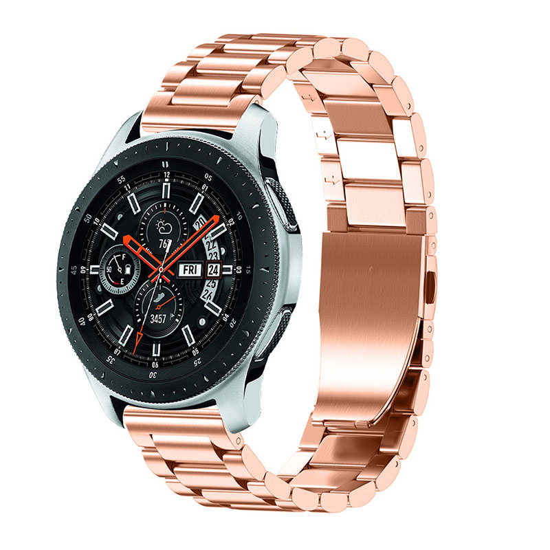 Stainless Steel Wristband Replacement Strap Accessories for Samsung Galaxy Watch 46mm XXM8