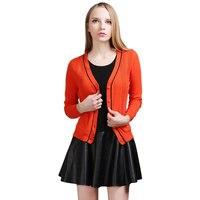 Women Cardigan Sweater V Neck Slim Knitted Casual Cardigans Female Knitwear Plaid Pocket Jumper Coat Spring/Summer/Autumn/Winter