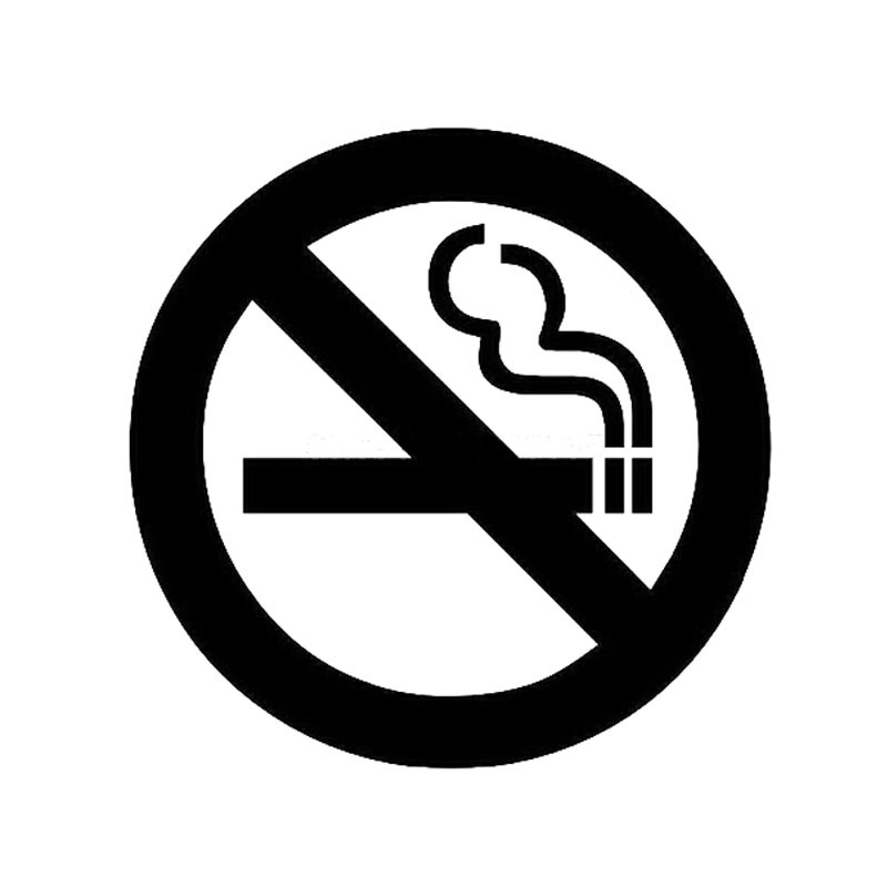 Online Get Cheap No Smoking Sign For Car Aliexpresscom Alibaba - Car signs