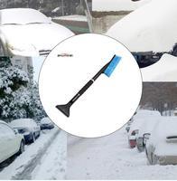 2017 New Arrival Car Vehicle Snow Ice Scraper SnoBroom Snowbrush Shovel Removal Brush Winter Free Shipping