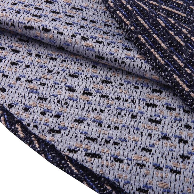 16caca19c9d ellie louise 2017 New Spring European Sweet Women Elegant Wool Sleeveless  Dress Navy Blue Stripe Slim Warm Lady Dress-in Dresses from Women s  Clothing on ...
