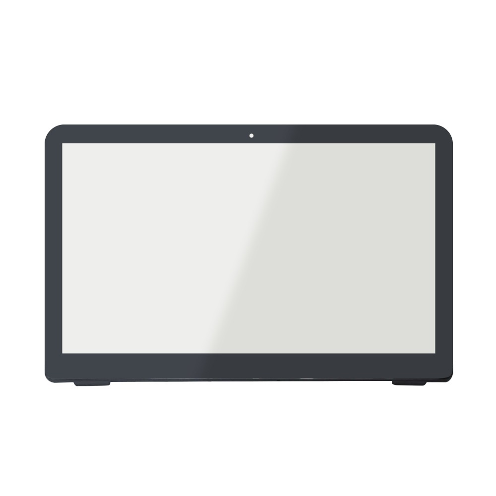New 15.6 Touch screen Digitizer Glass Repaire Part for HP ENVY X360 15-w002x original new genuine 11 6 inch tablet touch screen glass lens digitizer panel for hp x360 310 g1 replacement repairing parts