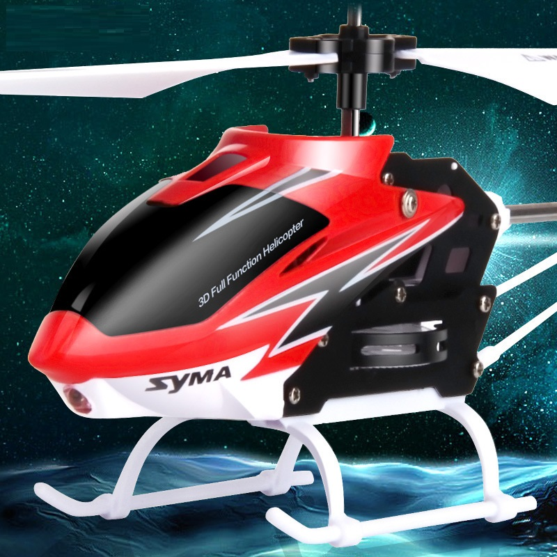 Hot sell children electric RC toys S5N 3CH infrared remote control helicopter model toy with gyro RTF for kids as besr gift