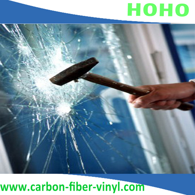 """60"""" * 33FT 8MIL safety clear transparent window glass film-HQ"""