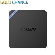 Lo nuevo T95N Mini M8Spro Android 6.0 TV BOX Amlogic cortex-A53 S905X quad-core 2G/8G Inteligente Android Tv box