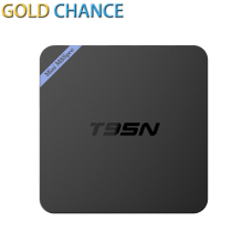 Lo nuevo T95N Mini M8Spro Android 6.0 TV BOX Amlogic cortex-A53 S905X quad-core 2G/8G Inteligente Android Tv box