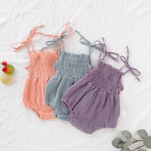 2019 Summer Kids Clothes for Baby Girls 3-18m cute 4pcs/lot