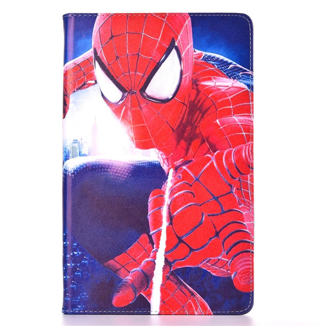 Tab E T560 Cartoon flip Stand tablet case cover for galaxy Tab E 9.6 T560 / T561