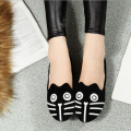 2015 new wave of sweet peas shoes flat shoes women shoes, women's singles round cats shoes, wholesale and retail