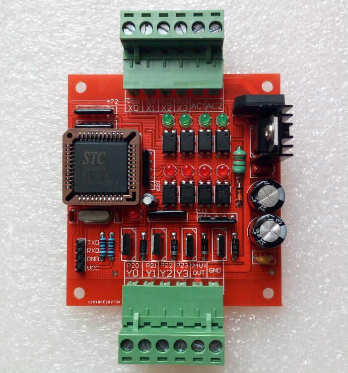PLC industrial control board for mitsubishi FX1N 8MT 8MR