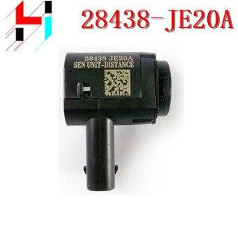 (10pcs) Free shipping Parking Distance Control PDC Sensor Assistance For Nissan Quashqai 07-15 28438-JE20A 28438JE20A