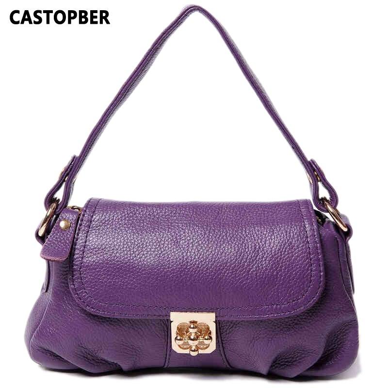 Designer Fashion Retro Vintage Bags Women Handbags Ladies Genuine Leather Messenger Shoulder Tote Bags Crossbody Cowhide Leather