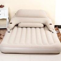 Многофункциональный надувной диван пвх кровать складной диван кровати уличная мебель диван спальня портативный мягкий кровать для 2 челов