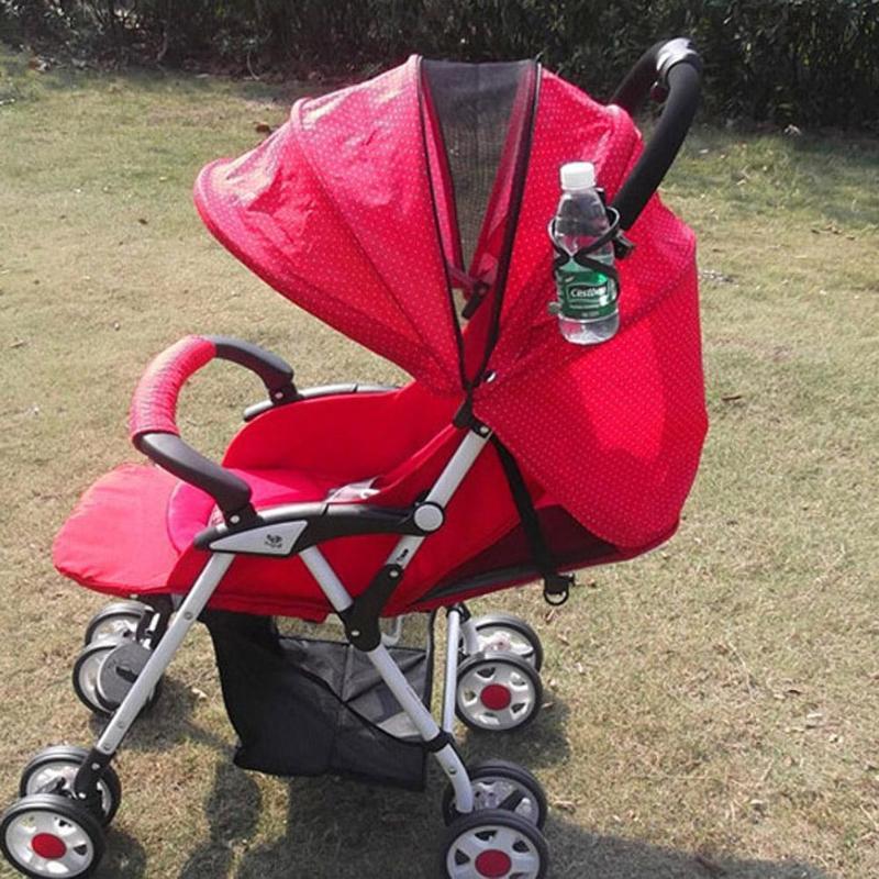 ZREAL Bottle Holder Milk Bottle Cup Stand For Universal Stroller Pram Pushchair Bicycle Buggy