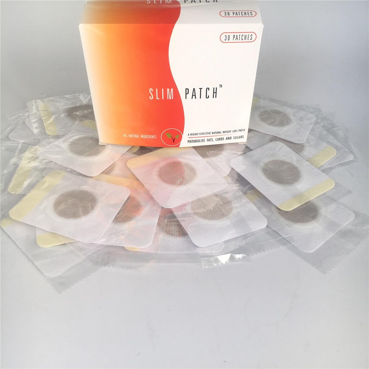 30pcs Slim Patch Stomach Fat Burning Navel Stick Slimming Lose Weight Burn Fat Anti Cellulite Abdomen
