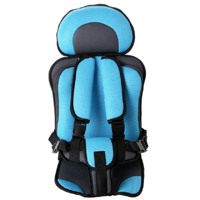 Adjustable Baby Car Seat Safe Chair Seat Mat Portable Baby Chair In Cars For 6 Months-5 Years Old Baby (4)