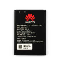 Original HB434666RBC 1500mAh WIFI Router battery For Huawei E5573S-853 E5573S-856 E5573 E5573S E5573S-852 WIFI Router battery