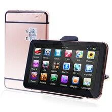 7 Inch Car GPS Navigation Sat Nav Touch Screen FM 4GB/128M W