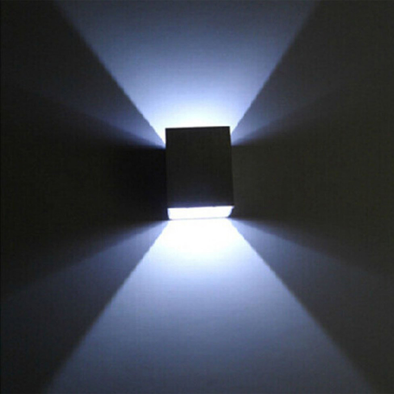 3w up and down led wall light led spot light recessed in ceiling indoor bedroom modern ceiling wall lights bedroom
