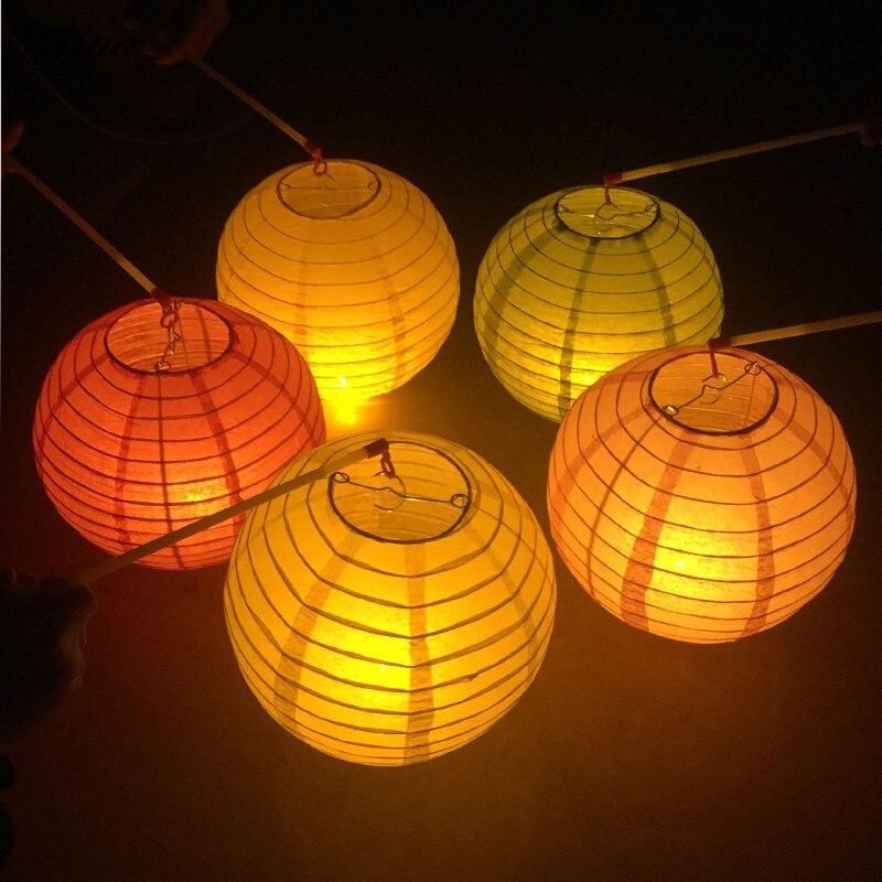 14 inch Round Chinese Paper Lantern Birthday
