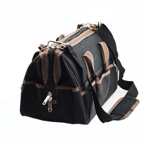 12 30x14x22cm Multifunctional Electrical Bag Tools Case Polyester Material Bag Electrician Canvas Tool Bag Toolkit