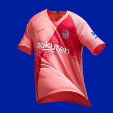 7b384b91a50 18 19 Barcelonaes shirt Adlut MESSI 3rd football shirt O.DEMBELE camisetas  SUAREZ A.INIESTA survetement 2019 Barcelona jersey