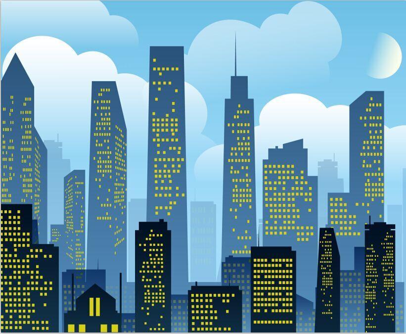 Unduh 4500 Background Animasi Kota HD Paling Keren ...
