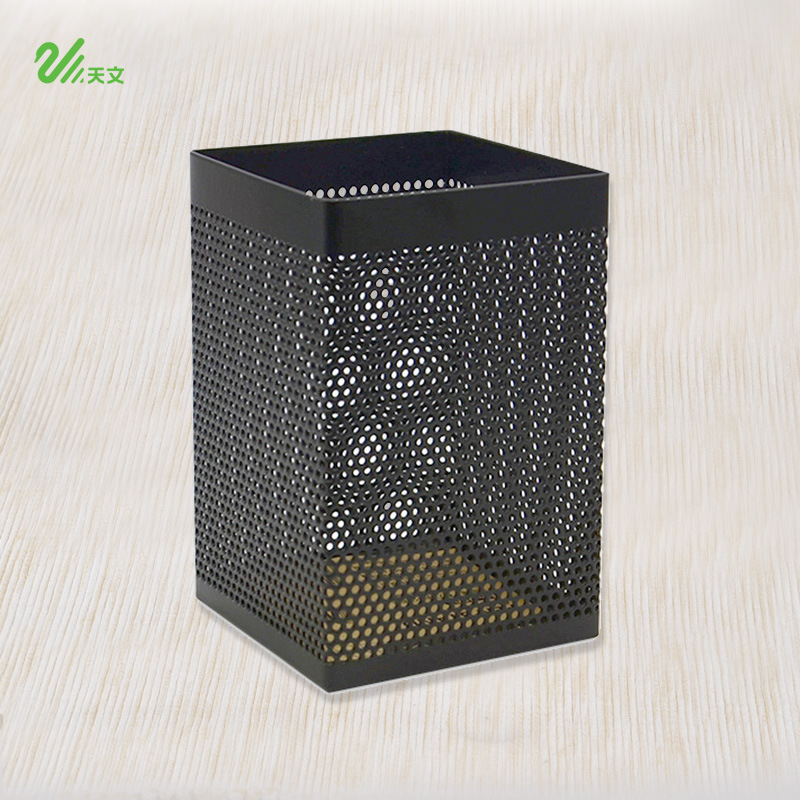 1pcs Rainbow Stationery Metal Net Pen Unique Temperament Thickened Simple  And Elegant Office Supplies Stationery 2901 In Pen Holders From Office U0026  School ...