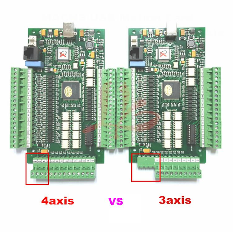 3 Axis Mach 3 USB motion control card for cnc milling machine mini cnc engraving machine for sale 6090 mach 3 control system