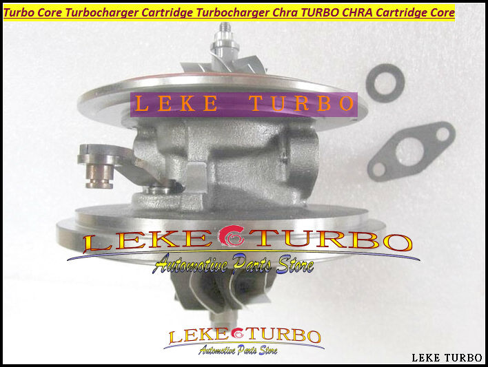 Turbo Cartridge CHRA 752610-5010S 752610-0012 1219310 1020183 752610 For Ford Transit VI For Land Rover Defender DuraTorq 2.4L  цены
