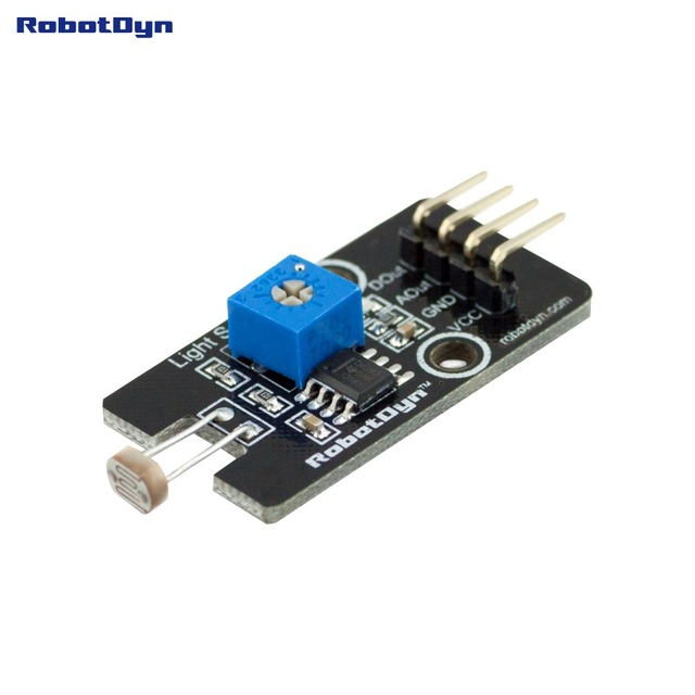 Photosensitive Light Sensor with analog & digital outs