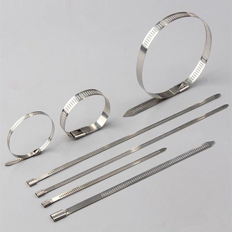 Stainless STEEL CABLE TIES METAL Metal Metal Cable Ties Cable Ties Cable Ties