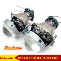 Hella Projector Lens Aluminum 3 0 Inches Bi Xenon Projector Lens Car Hid Headlight Modify D2S