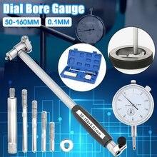 Индикатор набора отверстий для двигателя индикатор набора калибровочных Id Таблица диапазон измерения 50-160 мм 0,01 мм набор точности измерительные приборы