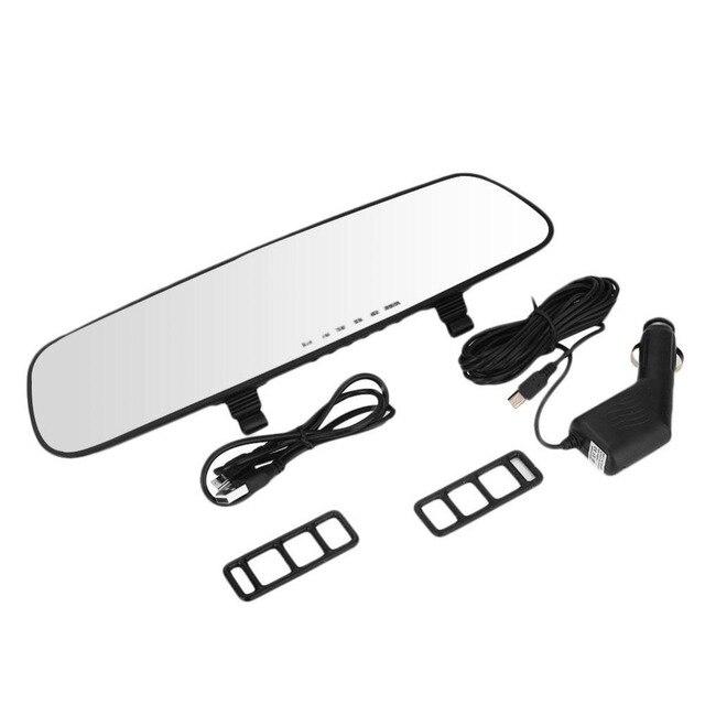 Car Vehicle 2.4 inch TFT HD Rear View Backup Parking Camera Monitor Night Vision