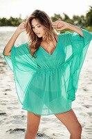Pareo Beach Tunic Women S Wear Women Saida De Bath Swimwear Female Summer Bathrobe 2018 New