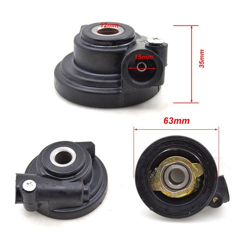 Motorcycle Speedometer Odometer Drive Gear Sensor for Suzuki AN125 AN 125 HS125T Speedo Meter Driven Gear Spare Parts title=