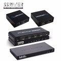 SSRIVER HDMI 1x2 1x4 1x8 1080 P Splitter Усилителя HDMI Переключатель Switcher 1 в 2 Out Конвертер адаптер Для HDTV