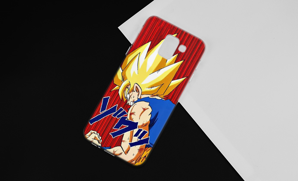 Cellphones & Telecommunications Binyeae Goku Dragon Ball Star Silicone Tpu Case Cover For Samsung Galaxy J6 S8 S9 A6 A8 Plus J4 J8 2018 J3 J5 J7 2017 Back Shell
